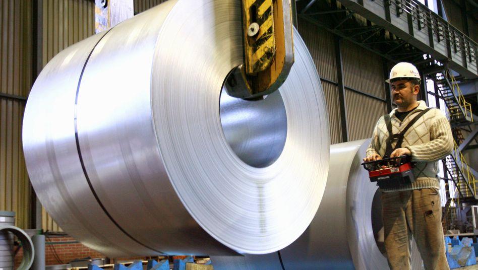 Stahl ist wieder verstärkt gefragt: Thyssenkrupp verhandelt dennoch über den Verkauf seiner Stahlsparte