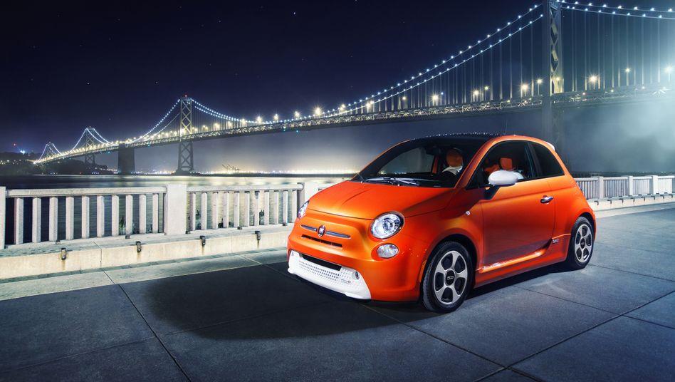 Elektroauto Fiat 500e: 14.000 Dollar Verlust mit jedem verkauften Fahrzeug
