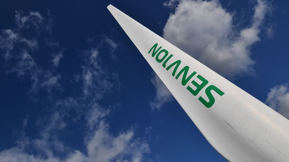 Senvion: Der insolvente Windanlagenbauer hat sich mit Siemens Gamesa auf die Übernahme des wesentlichen Geschäfts geeinigt