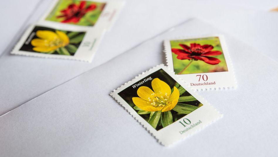 Briefporto wird teurer: Das Porto für einen Standardbrief steigt ab 1. Juli von 70 auf 80 Cent
