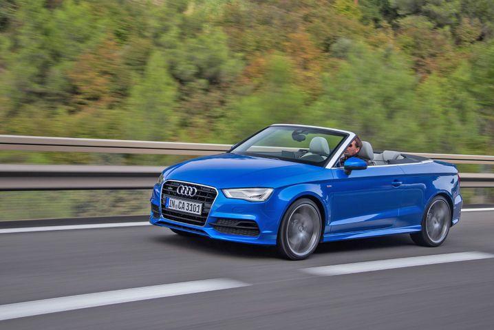 Audi A3 Cabrio: Der noble Golf-Abkömmling punktet mit einer Vielzahl von Karosserievarianten und Antriebsarten