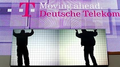 Deutsche Telekom: Rosige Zukunft mit weniger Angestellten?