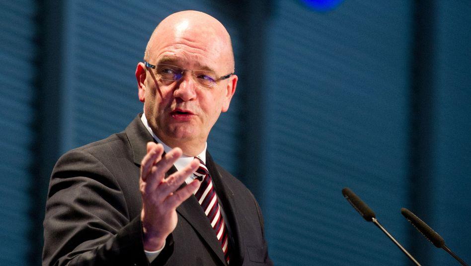 Will als Mitglied des VW-Aufsichtsrats auf schnelle Aufklärung dringen: VW-Betriebsratschef Bernd Osterloh