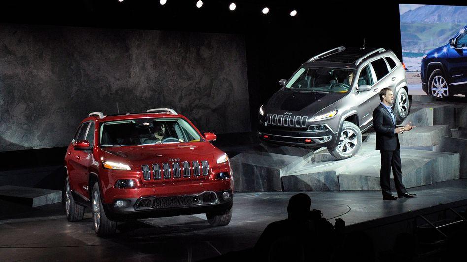 Chrysler-Jeep Cherokee: US-Unternehmen liefert sich Auseinandersetzung mit der US-Aufsichtsbehörde NHTSA