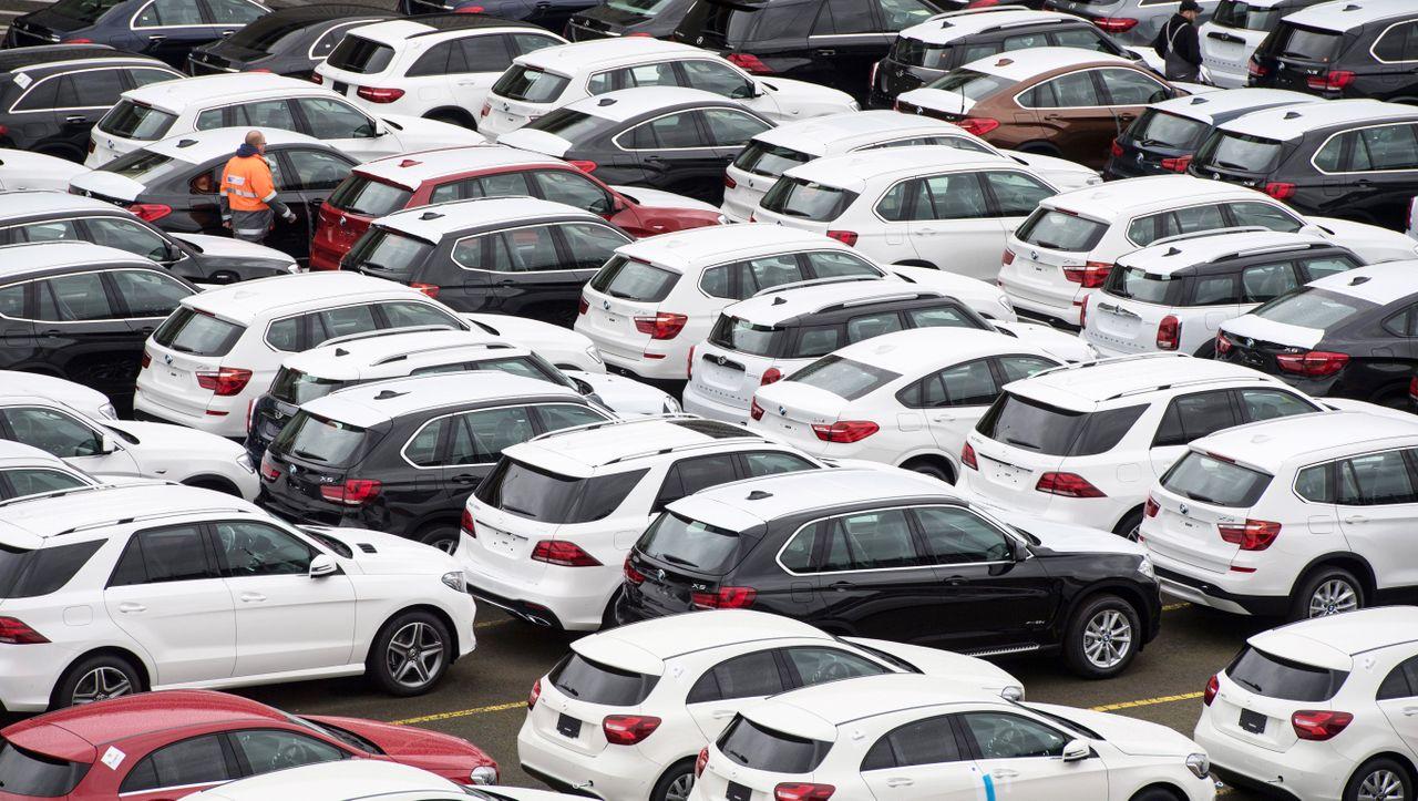 Automarkt in der EU erholt sich im September - manager magazin - Unternehmen
