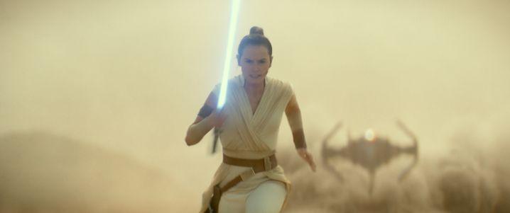 """Heldin Rey in """"Star Wars: Der Aufstieg Skywalkers"""": Disneys imperialer Marsch ist noch nicht am Ende."""