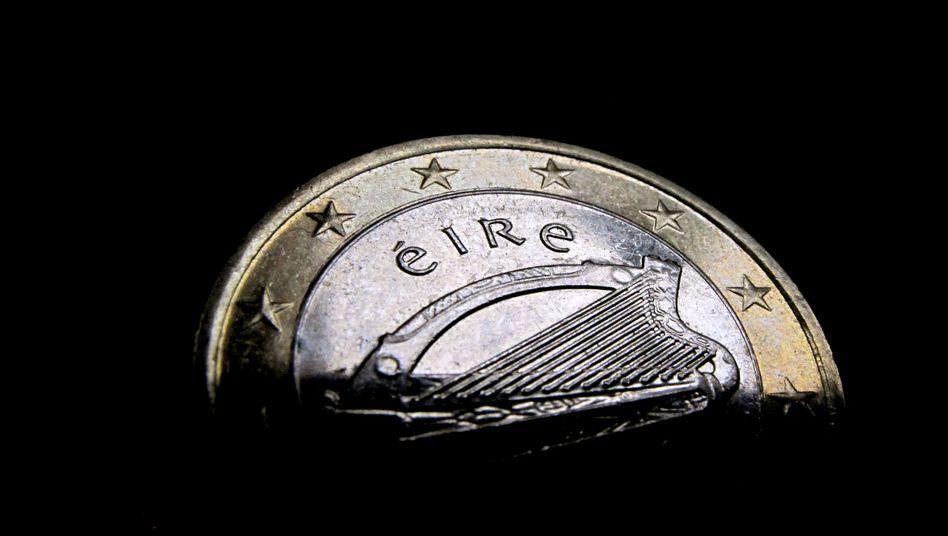 Irische Bankenkrise: Insgesamt benötigten die Finanzinstitute bisher rund 70 Milliarden Euro