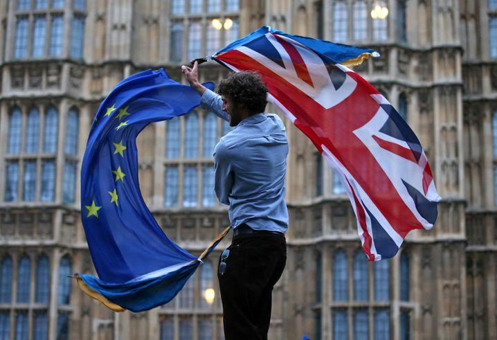 """Brexit-Abkommen: """"Mathematisch unmöglich, dieses Abkommen durch das Unterhaus zu bekommen"""""""