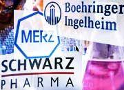 Widerstehen dem Branchentrend: Die Arzneimittelhersteller Merz, Schwarz und Boehringer