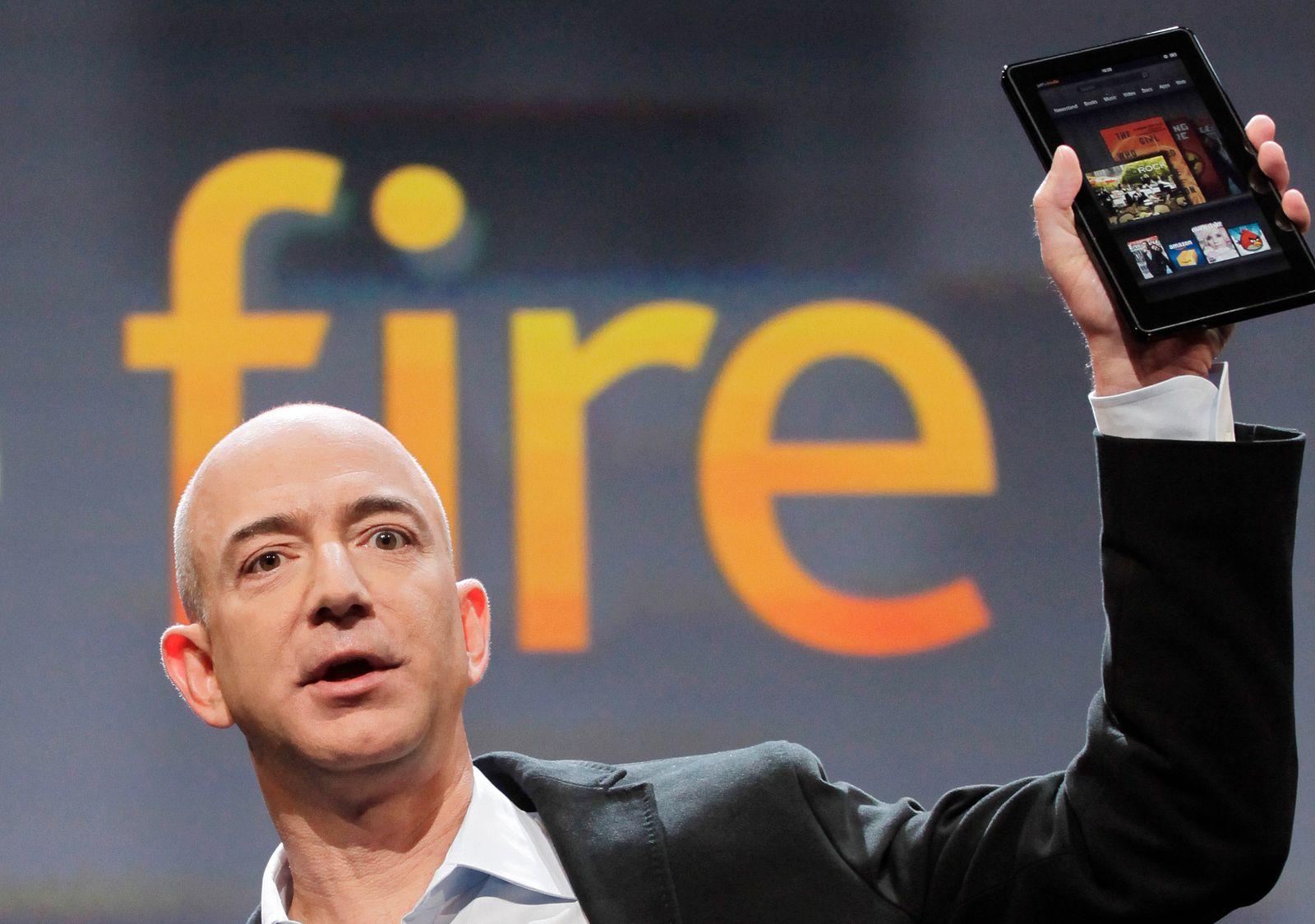 Amazon Tablet / Kindle Fire
