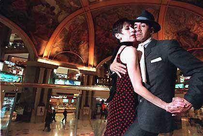 Argentinischer Stolz: Der Tango