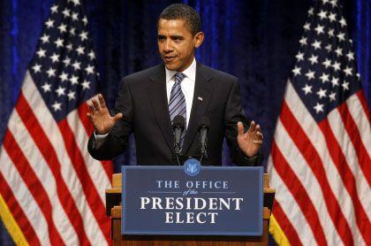 Setzt auf neue Energiequellen: Barack Obama will Amerika stärker auf erneuerbare Energieträger ausrichten