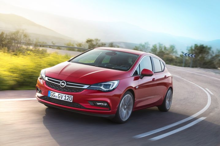 Opel Astra: Die Neuauflage des Kompaktwagens legt ein Absatzplus von 10 Prozent auf den Asphalt - Rang 7