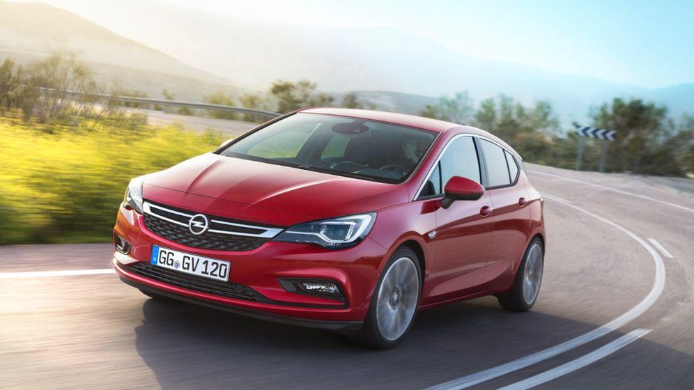 Rot ist die Hoffnung: Bilder vom neuen Opel Astra