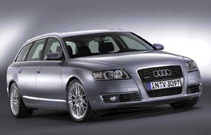 Made in Germany: Der Audi A6 Avant wird im Stammwerk Neckarsulm gebaut