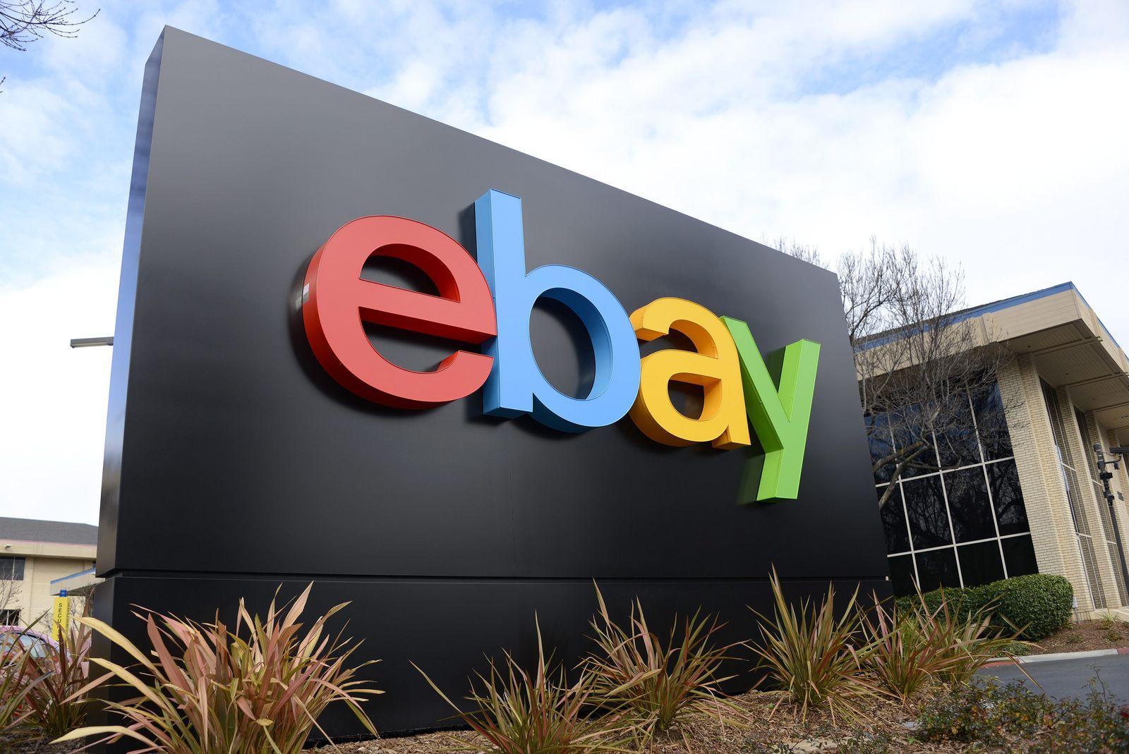 Ebay revenues rise, profit declines