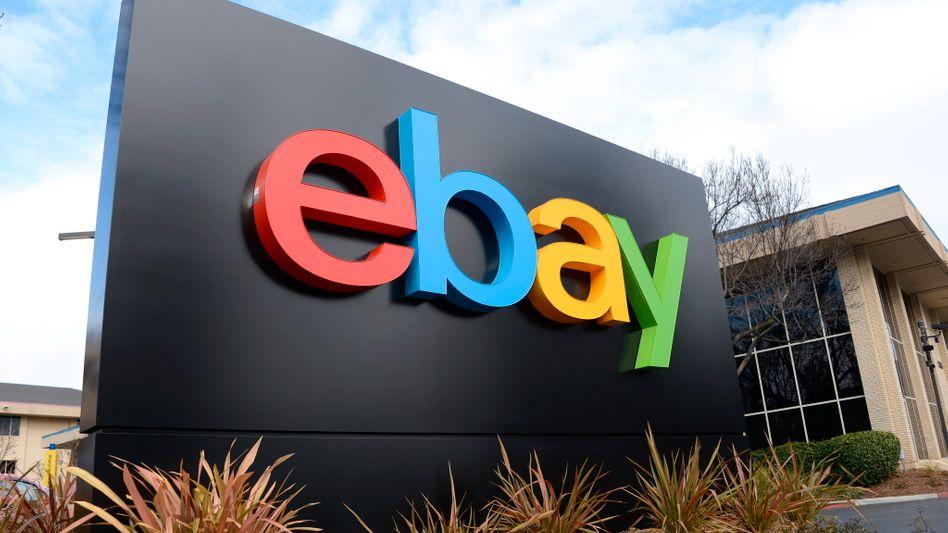 Ausgespäht: Hacker haben Nutzerdaten des Onlinehändlers Ebay erbeutet.