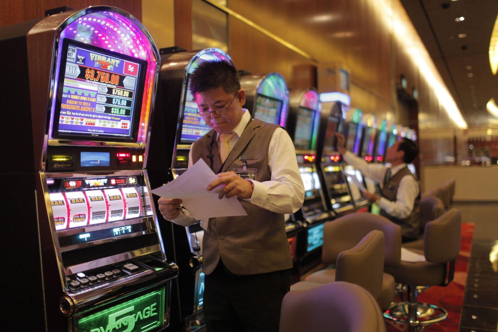 Marina Bay Sands / Casino