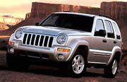 In den Schlagzeilen - der Jeep Liberty