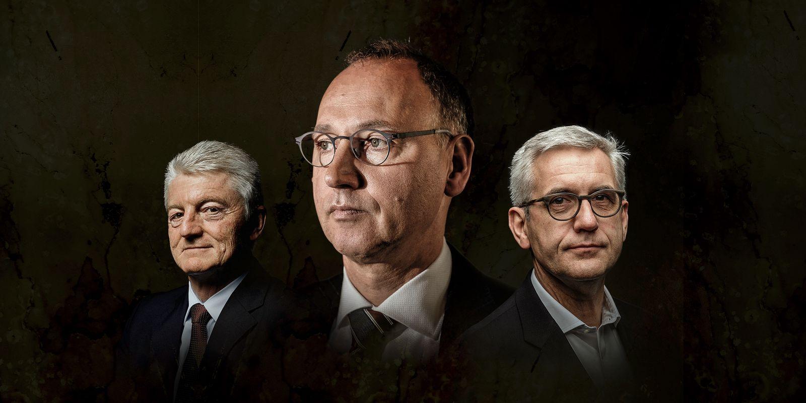 EINMALIGE VERWENDUNG Hiesinger, Baumann, Spiesshofer