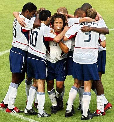 US-Nationalmannschaft: Ohne Anschutz-Millionen nie das Viertelfinale erreicht