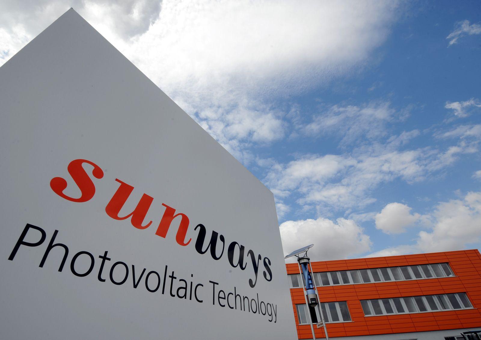 Sunways HQ / Logo