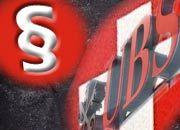 Unrühmliches Ende der SwissAir-Affäre: Die UBS und die CreditSuisse sollen von anderen Großbanken verklagt werden.