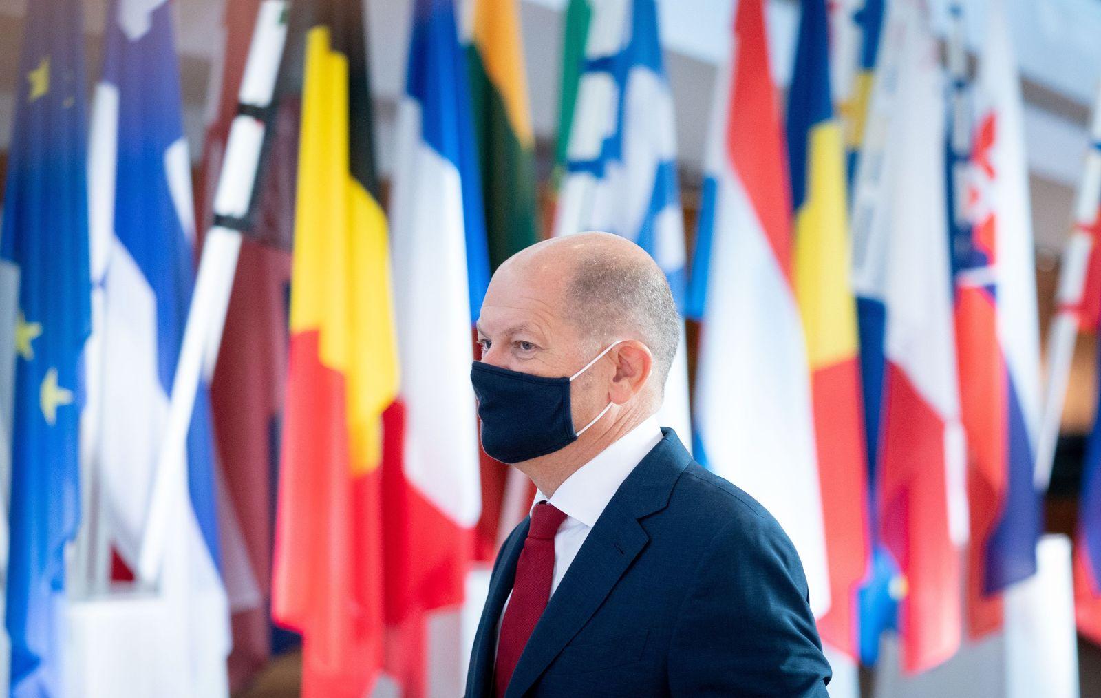 Informelles Treffen der EU Wirtschafts- und Finanzminister