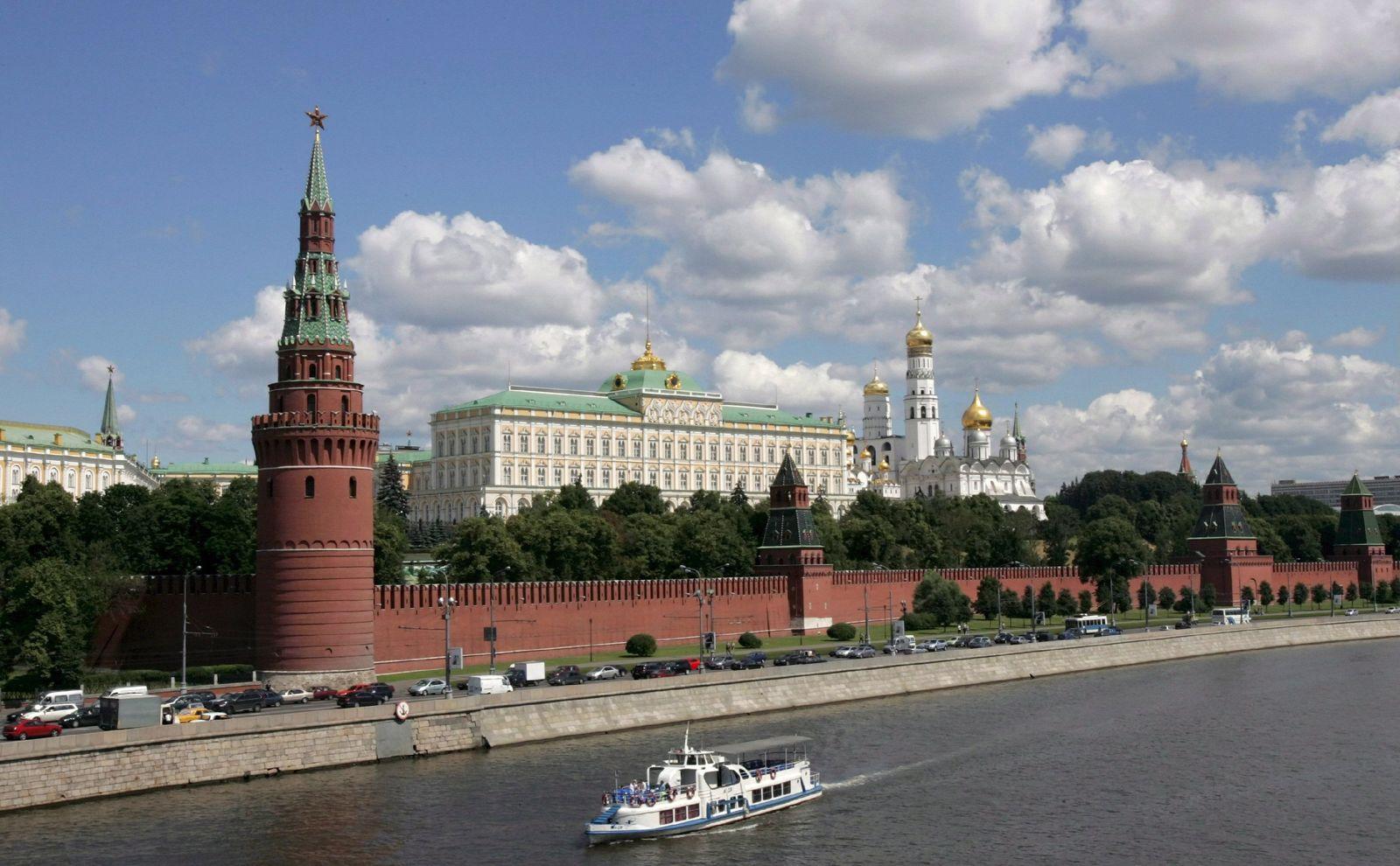 Kreml/ Moskau