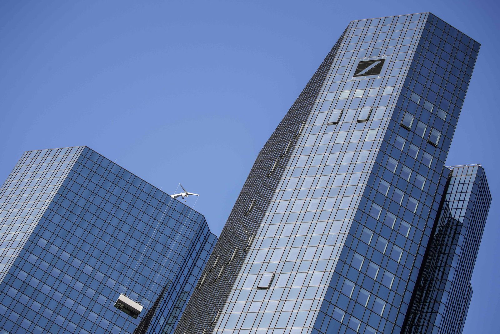 GERMANY-ECONOMY-FINANCE-BANKING-RESULTS-DEUTSCHE BANK
