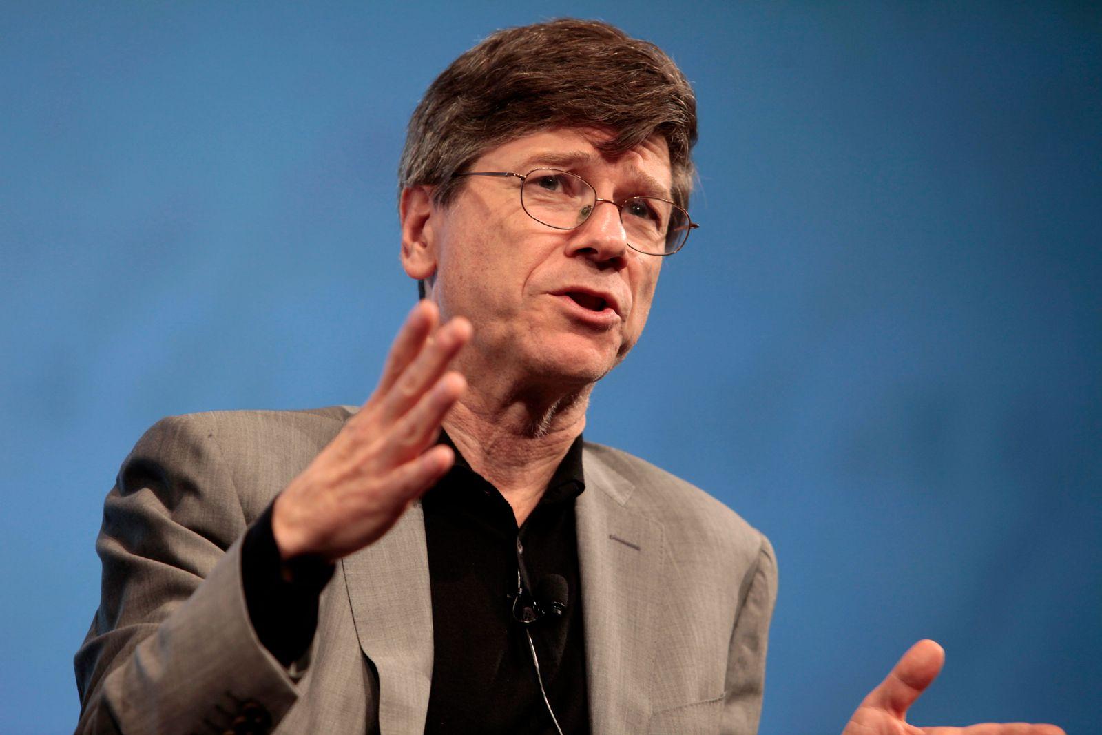 Jeffrey D. Sachs / Weltbank Kandidatur Präsident