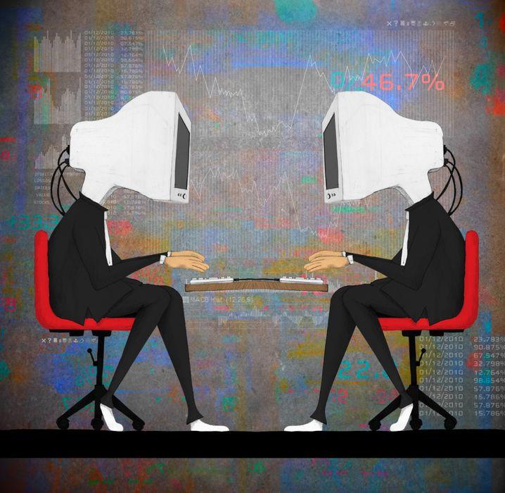 Digital toppt Papier: Wie Sie kommunizieren, entscheidet, wieviel Zeit für die Verwaltung draufgeht