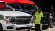 Stärkster Absatz von Ford-Pickups seit 2005