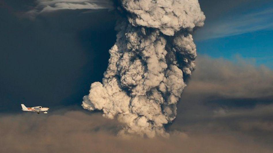 Isländischer Vulkan Grimsvötn: Der Vulkan ist weiter aktiv