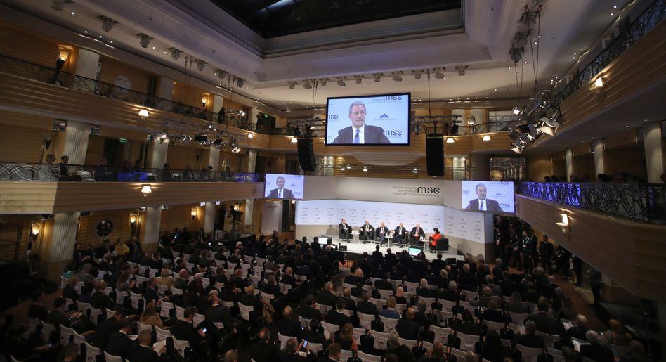 Schaulaufen der Elite aus Politik und Wirtschaft: Münchner Sicherheitskonferenz 2019