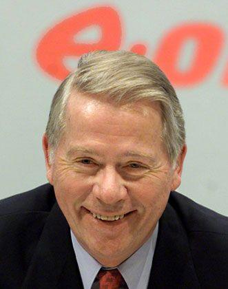 Laudator Ulrich Hartmann, Vorstandschef von Eon