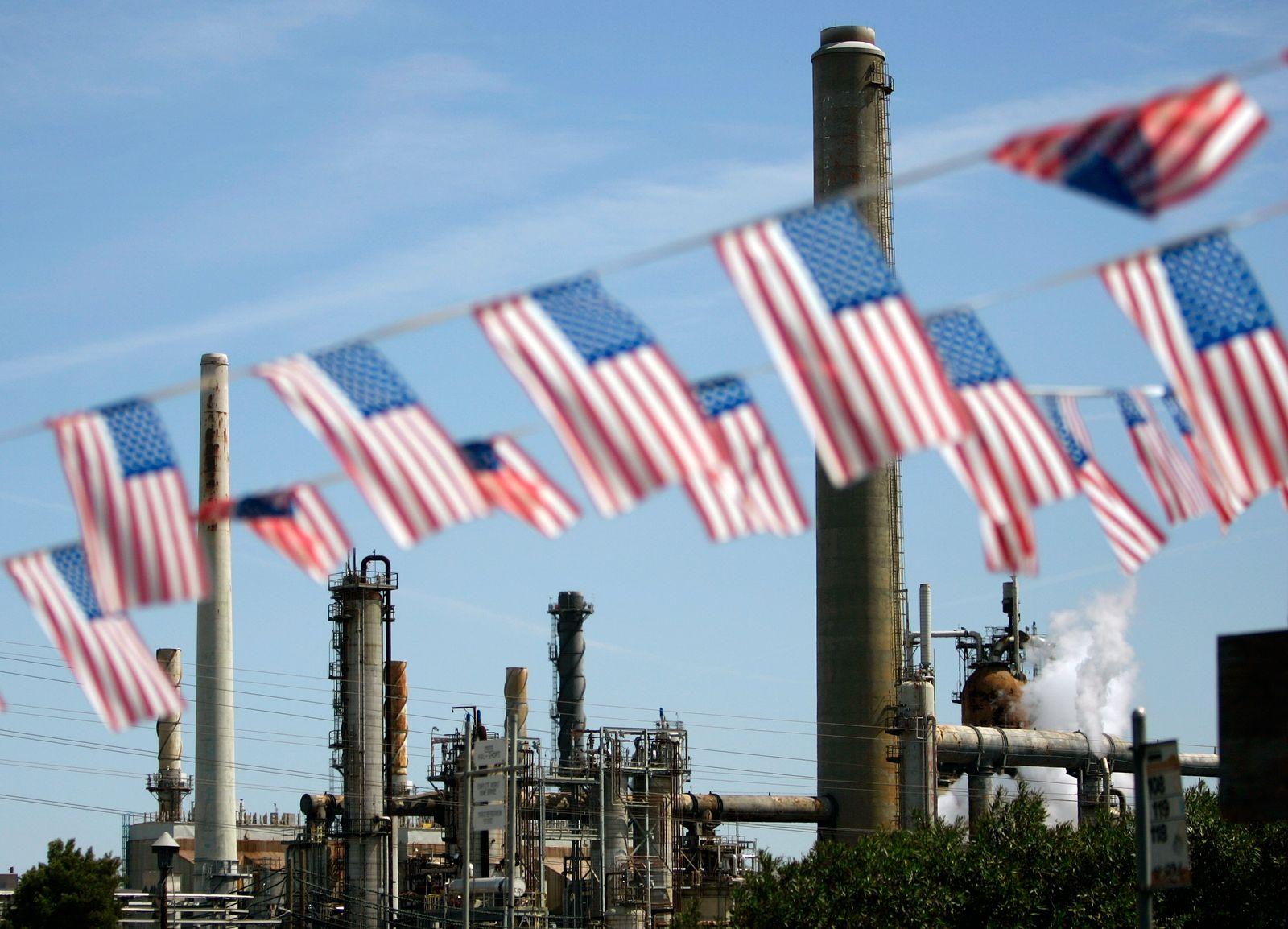 USA / Konjunktur / Industrie / Wirtschaft