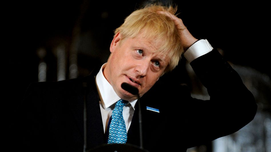 Boris Johnson: Der neue Premier kann sich jetzt nur auf eine hauchdünne Mehrheit im Parlament stützen