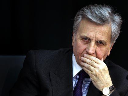 Andeutungsweise Sprechen und Schweigen als berufliche Profession: EZB-Präsident Trichet