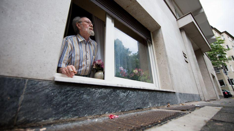 Nachkriegsbau in Düsseldorf: Der soziale Wohnungsbau füllte die Lücken