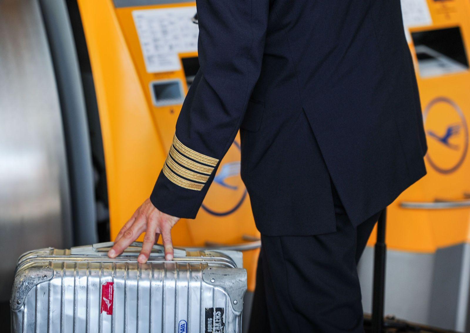 Piloten streiken bei der Lufthansa