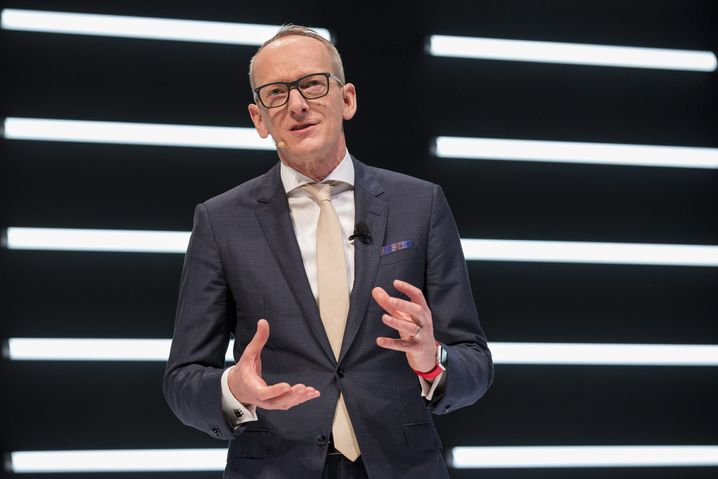 Opel-CEO Karl-Thomas Neumann