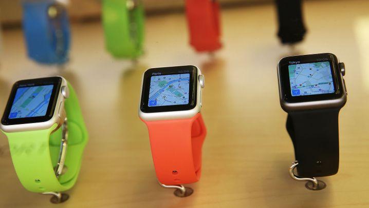 iPhone, iPad, Apple Watch: So viel verkaufte Apple im ersten Produktjahr