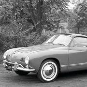 Symbol besserer Zeiten: Karmann Ghia Coupé aus dem Jahr 1969