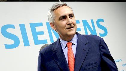 """Siemens-Chef Löscher: """"Was wir erleben, ist kein normaler Konjunkturabschwung, sondern der schärfste Absturz der Weltwirtschaft seit der großen Krise von 1929"""""""