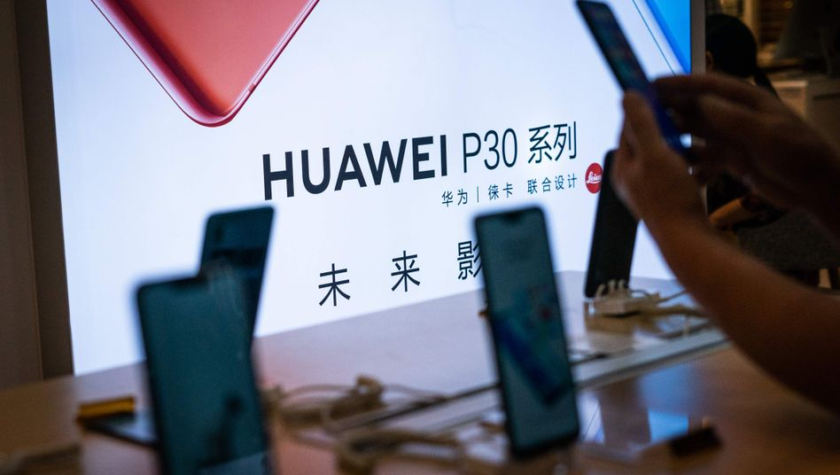 Huawei-Smartphones: Der chinesische Konzern arbeitet nach der Android-Sperre mit Hochdruck an einem eigenen Betriebssystem