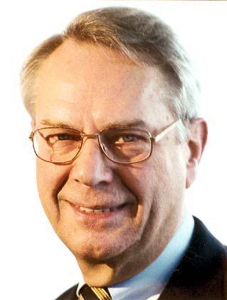 Transparenz scheint nicht die oberste Regel: Authentos-Chef Ulrich Wöhr