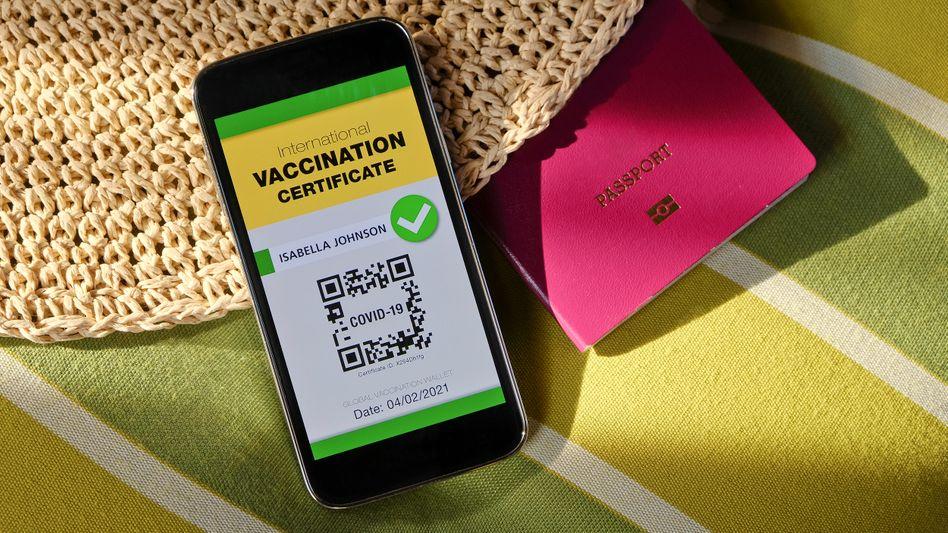 Sicher in den Urlaub: Digitale Gesundheits- und Impfpässe sollen Verreisen wieder leichter möglich machen