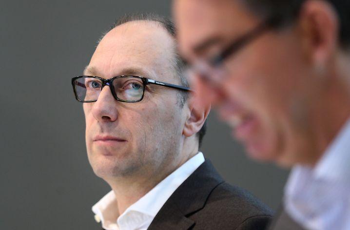 Designierter Interimschef von Kuka: Peter Mohnen