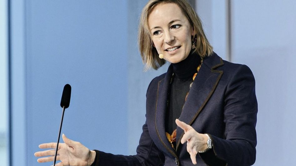 Sarah Spiekermann leitet das Institut für BWL und Wirtschaftsinformatik an der Wirtschaftsuniversität Wien.